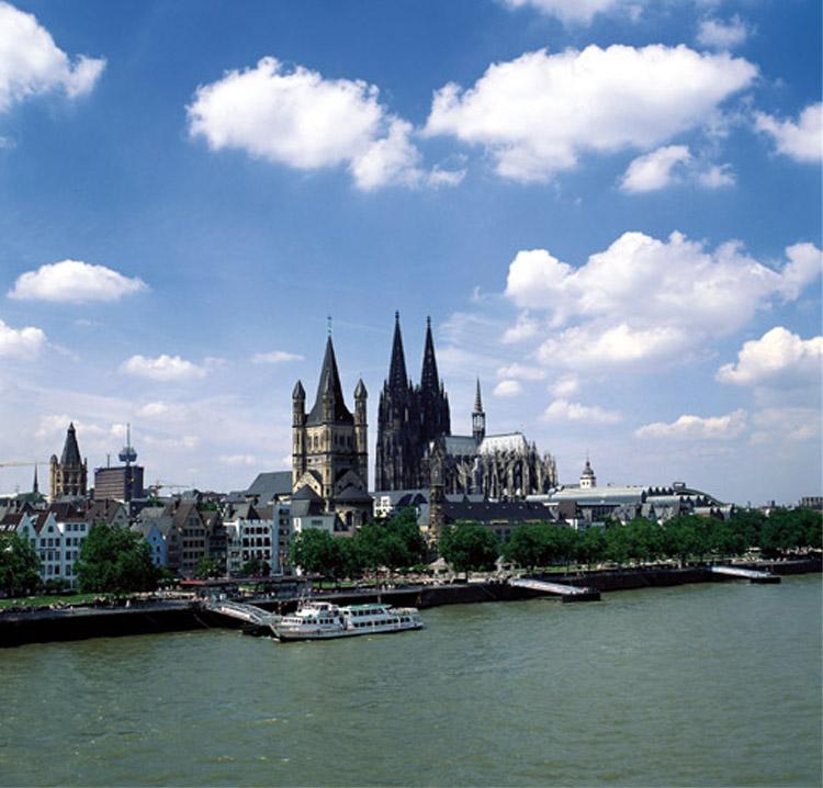 8 Tage Rhein-Schiffsreise Amsterdam-Basel oder Basel ...