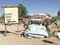 Namibia Namibwueste Stop-in-Solitaire